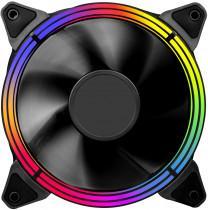 HALO 4.0 12cm FAN 120mm, 800~2000RPM, 18.3-45.2CFM, 13.5-35.2dB(A), PWM, RGB, RTL