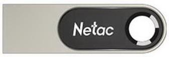 Фото - Флеш Диск Netac U278 64Gb <NT03U278N-064G-20PN>, USB2.0, металлическая матовая netac usb drive u278 usb3 0 32gb retail version
