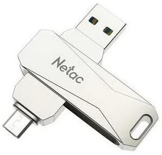 Фото - Флеш Диск Netac U381 32Gb <NT03U381B-032G-30PN>, USB3.0+microUSB, металлическая диск nz f 6 7 x 16 модель 9116354