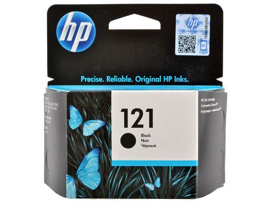 Картридж HP CC640HE (№121) черный DJ D2563, F4200