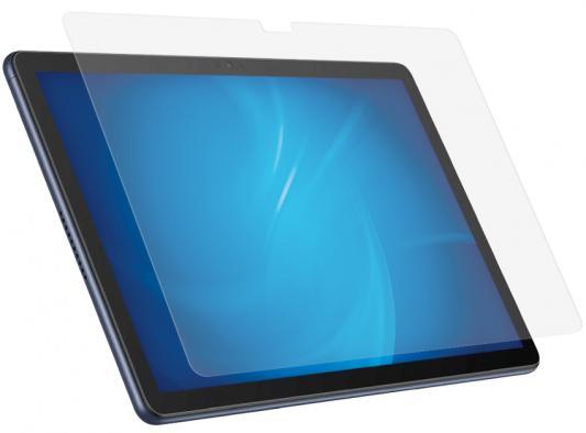 Фото - Закаленное стекло для Huawei MatePad T 10/10s DF hwSteel-54 чехол для huawei matepad t 10s red line черный