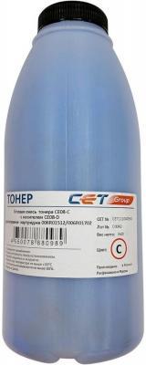 Фото - Тонер Cet CE08-C/CE08-D CET111040360 голубой бутылка 360гр. (в компл.:девелопер) для принтера Xerox AltaLink C8045/8030/8035; WorkCentre 7830 тонер картридж altalink c8030 35 45 55 70 006r01702