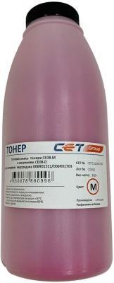 Фото - Тонер Cet CE08-M/CE08-D CET111041360 пурпурный бутылка 360гр. (в компл.:девелопер) для принтера Xerox AltaLink C8045/8030/8035; WorkCentre 7830 тонер картридж altalink c8030 35 45 55 70 006r01702