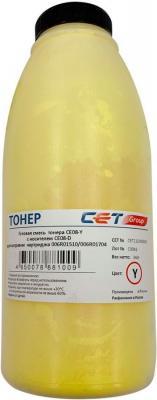 Фото - Тонер Cet CE08-Y/CE08-D CET111042360 желтый бутылка 360гр. (в компл.:девелопер) для принтера Xerox AltaLink C8045/8030/8035; WorkCentre 7830 тонер картридж altalink c8030 35 45 55 70 006r01702