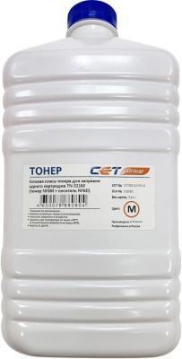 Фото - Тонер Cet NF6M/NF6D CET8521M514 пурпурный бутылка 514гр. (в компл.:девелопер) для принтера Konica Minolta Bizhub C224/284/364 тонер konica minolta bizhub c224 284 364 красный tn 321m o