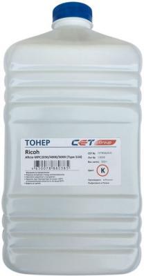 Фото - Тонер Cet Type 516 CET8062500 черный бутылка 500гр. для принтера Ricoh Aficio MPC2030/4000/5000 тонер cet ht8 y cet8524y500 желтый бутылка 500гр для принтера ricoh mpc2003 2503 3003 5503