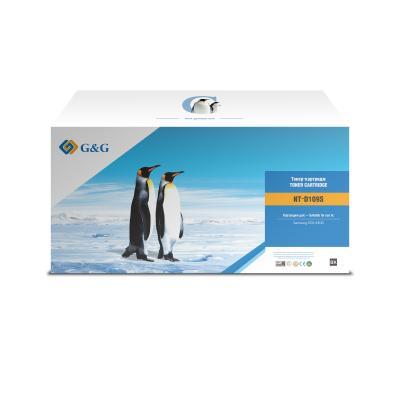 Картридж лазерный G&G MLT-D109S NT-D109S черный (2000стр.) для Samsung SCX-4300
