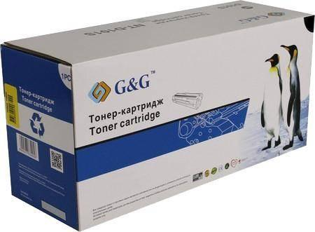 Картридж лазерный G&G NT-C054HY желтый (2300стр.) для Canon LBP 621Cw/623Cdw/641Cw/643Cdw