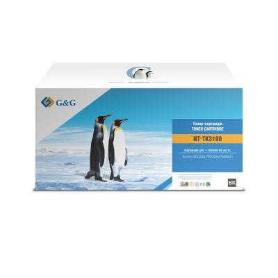 Картридж лазерный G&G NT-TK3190 черный (25000стр.) для Kyocera ECOSYS P3055dn/P3060dn