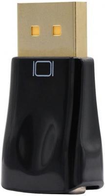 Фото - Переходник VGA DisplayPort VCOM Telecom CA333 черный переходник displayport dvi vcom telecom ca332 черный