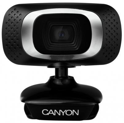 Веб-камера Canyon CNE-CWC3N, черный