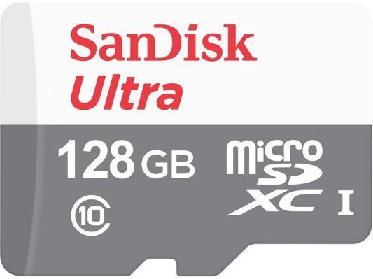 Фото - Флеш карта microSDHC 128Gb Class10 Sandisk SDSQUNR-128G-GN6MN Ultra Light w/o adapter флеш карта microsdxc 128gb class10 sandisk sdsquns 128g gn6mn ultra 80 w o adapter