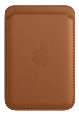 Чехол Apple MagSafe для iPhone 12 iPhone 12 Pro iPhone 12 mini iPhone 12 Pro Max золотисто-коричневый MHLT3ZE/A