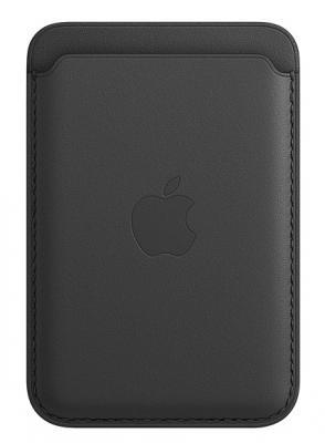 Чехол Apple MagSafe для iPhone 12 iPhone 12 Pro iPhone 12 mini iPhone 12 Pro Max чёрный MHLR3ZE/A