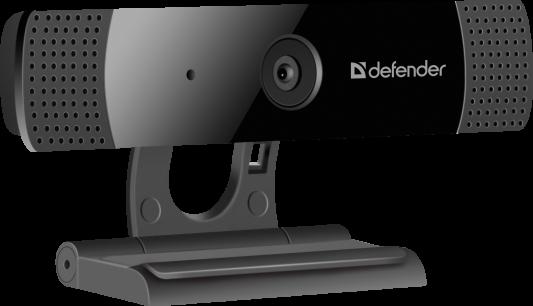 Фото - Веб-камера G-LENS 2599 63199 DEFENDER web камера defender g lens 2693 коричневый и черный [63693]