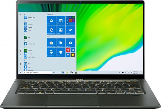 Ноутбук SF514-55TA CI5-1135G7 14T 8/512GB W10 NX.A6SER.003 ACER