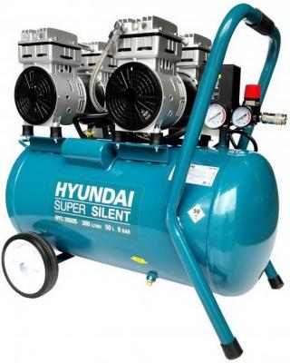 Компрессор Hyundai HYC 3050S 2,0кВт пневмоинструмент
