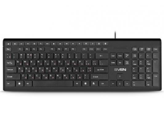 Клавиатура SVEN KB-S307M