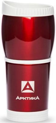 Термокружка Арктика 807-400/RED 0,40л красный