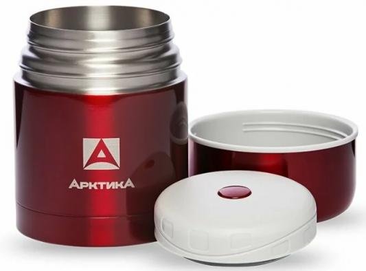Термос для еды Арктика 302-500 0.5л. красный (302-500/RED)