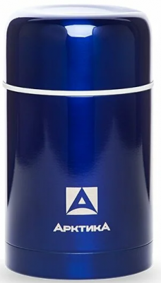 Термос для еды Арктика 302-750 0.75л. синий (302-750/BLUE)