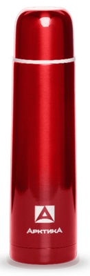 Термос для напитков Арктика 102-750 0.75л. красный (102-750/RED)
