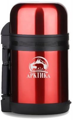 Термос для напитков/еды Арктика 202-800 0.8л. красный/белый (202-800/RED)