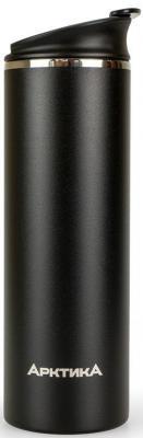 Термокружка для напитков Арктика 710-480 0.48л. черный (710-480/BLCK)