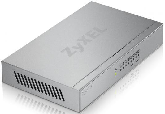 Коммутатор Zyxel GS-108B коммутатор zyxel gs1200 8hp gs1200 8hp eu0101f