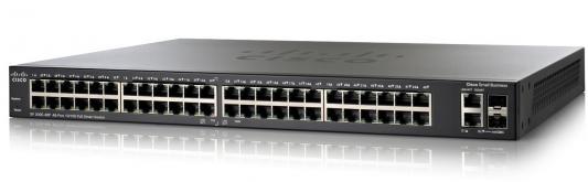 Коммутатор Cisco SB SLM248PT-G5 cisco spa302d