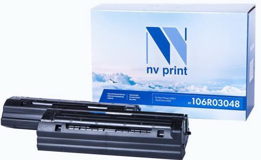 Картридж NVP совместимый NV-106R03048 для Xerox Phaser 3020/WorkCentre 3025 (3000k)