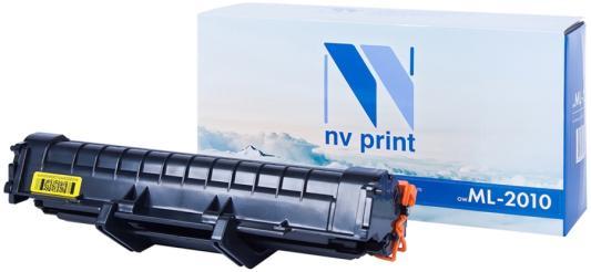 Картридж NVP совместимый NV-ML-2010 для Samsung ML 2010/ 2010P/ 2010R/ 2015/ 2510/ 2570/ 2571/ 2571N (3000k)