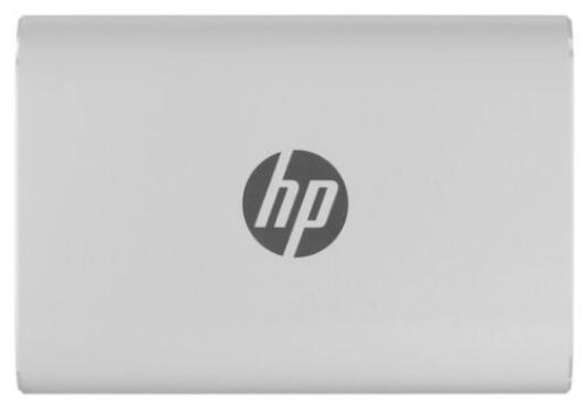 Фото - Портативный твердотельный накопитель HP P500, USB 3.2 gen.2 / USB Type-C / USB Type-A, OTG, 500 ГБ, R370/W200, серебряный внешний ssd hp p500 500gb 7pd54aa 500 gb синий