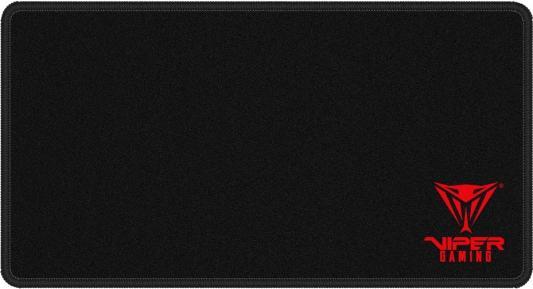 Игровой коврик для мыши Patriot Viper Gaming Mouse Pad Large (450 x 320 3 мм, полиэстер, резина)