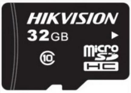 Фото - 32GB Карта памяти MicroSDHC Hikvision P1 д/видеонаблюдения Class 10 UHS-I V10 eTLC 3000 циклов видеорегистратор для видеонаблюдения hikvision hiwatch ds h116g
