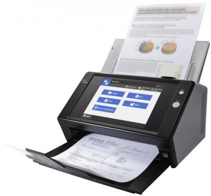 Сканер Fujitsu N7100E admin