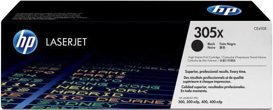 все цены на  Тонер-картридж HP CE410X № 305X черный для CLJ M451 (4 000 стр)  онлайн