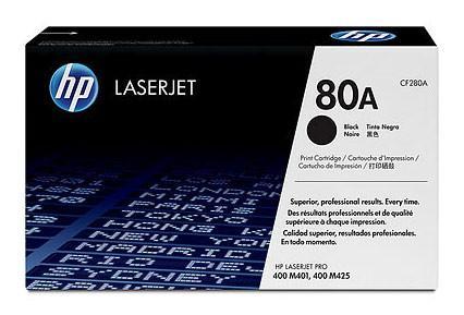 Тонер-картридж HP CF280A для LJ Pro M401/M425 (2700стр)