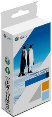 Картридж струйный G&G NH-CB321HE черный (21.6мл) для HP Photosmart B8553/C5324/C5370/C5373/C5380/C5383