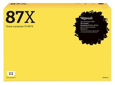 TC-H87X Картридж T2 для HP LJ Pro M501n/Enterprise M506/M527 (18000стр.) с чипом