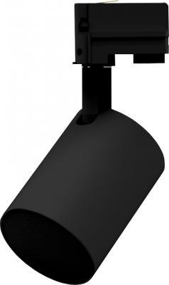 """Акустическая система ECLER [TRAIL 103BK] корпусная,3"""", 15/30 W 100V / 4 Ом. В форме лампы, поддерживает крепление на потолочные световые рельсы, ферму, поверхности. Черный цвет"""