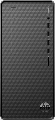 ПК HP M01-F0033ur Ath S 3050GE (3.4)/4Gb/SSD256Gb/RGr/CR/Windows 10/GbitEth/WiFi/BT/180W/черный