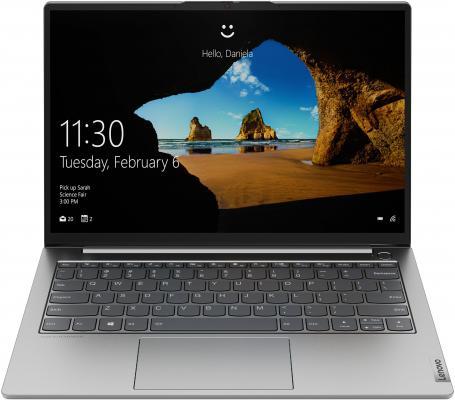 Lenovo ThinkBook 13s G2 ITL 13.3WQXGA_GL_300N_MT_N_SRGB/ CORE_I7-1165G7_2.8G_4C_MB/ 8GB(4X16GX32)_LP4X_4266/ 512GB_SSD_M.2_2280_G4_TLC/ / INTEGRATED_GRAPHICS/ WLAN_2X2AX+BT_MB/ FPR/ SLIM_720P_HD_CAMERA_NO_MIC/ 4CELL_56WH_INTERNAL/ 1xThunderbolt 4 (type-c); 1xUSB3.2 Gen1; 1xUSB3.2 Gen1(always on); HDMI; combo mic+audio; novo button (recovery)/ Windows 10 Pro/ N01_1Y_COURIER/CARRYIN/ 1.26/ MINERAL_GREY