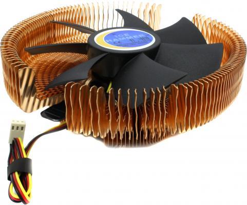Система охлаждения (S775, S1155/S1156, S1366, AM2, S754, S939, S940) IceHammer IH-3876WV