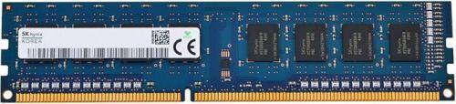 Оперативная память для компьютера 4Gb (1x4Gb) PC3-12800 1600MHz DDR3L DIMM CL11 Hynix HMT451U6DFR8A-PBN0