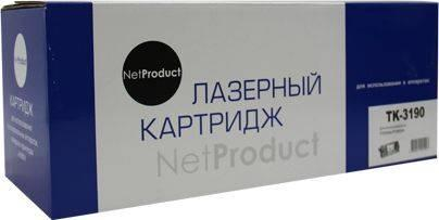 NetProduct TK-3190 Картридж для Kyocera-Mita P3055dn/P3060dn, 25K (с чипом)