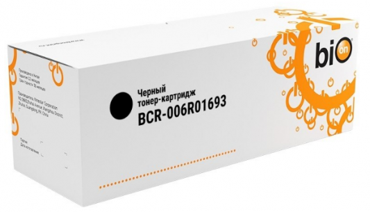 Тонер-картридж Bion 006R01693 для Xerox DocuCentre SC2020 9000стр Черный