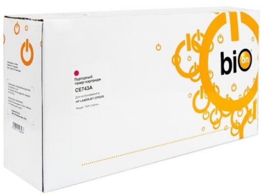 Картридж Bion CE743A для Hp LaserJet Color CP5225(n/dn) 7300стр Пурпурный
