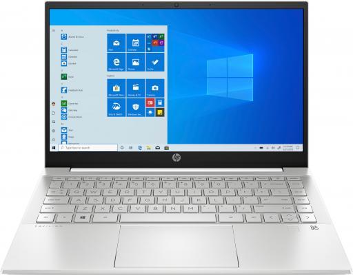 Ноутбук HP Pavilion 14-dv0039ur Core i7 1165G7/8Gb/SSD512Gb/Intel Iris Xe graphics/14/IPS UWVA/FHD (1920x1080)/Windows 10/white/WiFi/BT/Cam