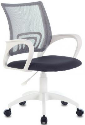 Фото - Кресло Бюрократ CH-W695NLT темно-серый кресло бюрократ ch w695nlt на колесиках сетка ткань темно серый [ch w695nlt dg tw 12]